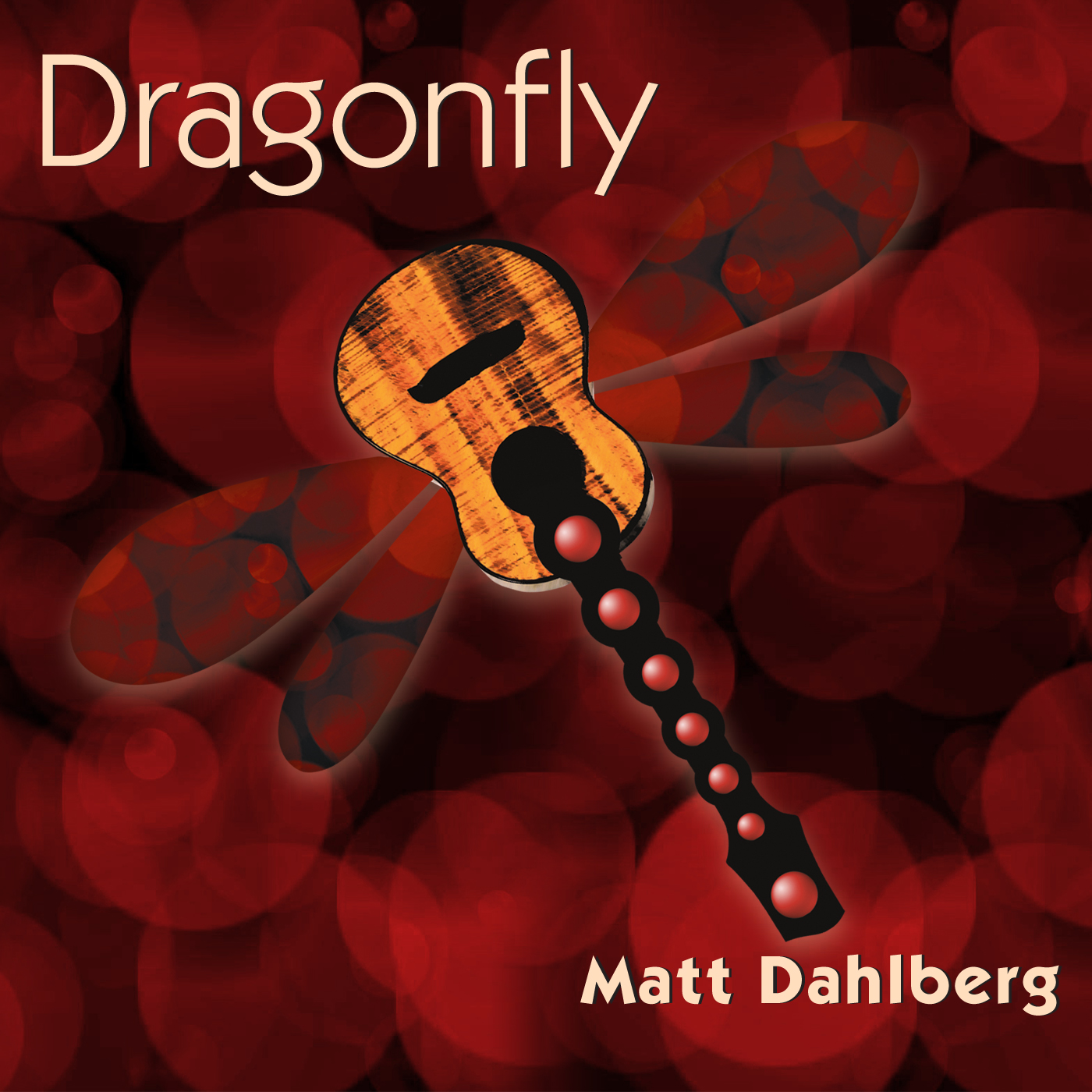 Dragonfly Solo Ukulele CD