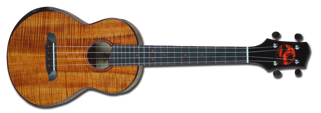 Moore Bettah Custom Ukulele