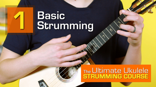 Basic Strumming Course